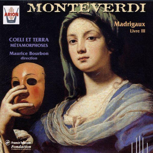 Monteverdi - Madrigaux, Livre III