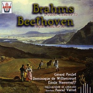 Brahms / Beethoven - Double & Triple Concerto