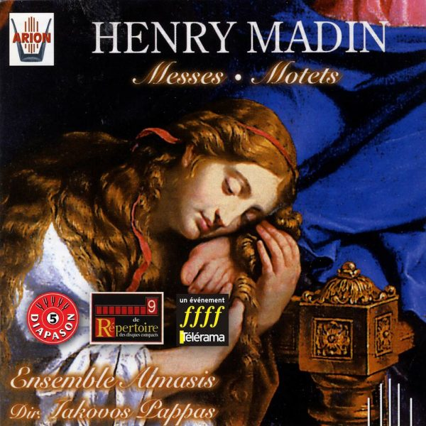 Madin - Messes & Motets