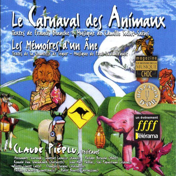 Saint-Saëns / Ladmirault - Le Carnaval des Animaux - Les Mémoires d'un âne