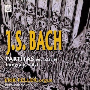 Bach J.S. - Partitas pour clavier - Intégrale Vol. 1