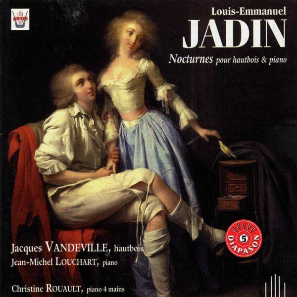 Jadin - Nocturnes pour hautbois & piano