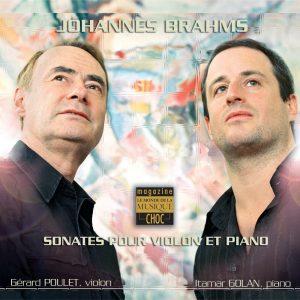 Brahms - Sonates pour violon & piano