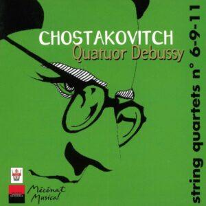 Chostakovitch - Quatuors à cordes N°6, 9 & 11 - Vol.4