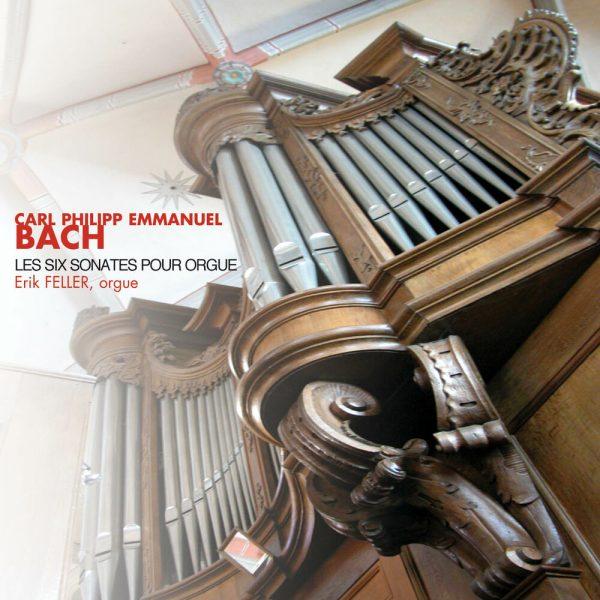 Bach C.P.E. - Les six Sonates pour orgue