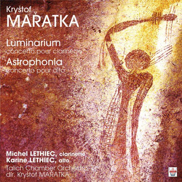 Maratka - Luminarium - Astrophonia