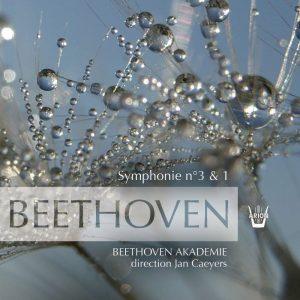 Beethoven - Symphonies N° 3 & N°1 - Vol.2