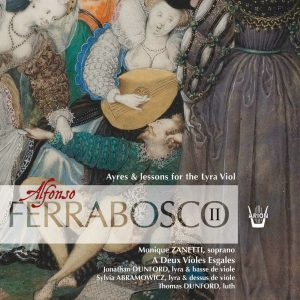 Ferrabosco II - Ayres & lessons for the lyra viol