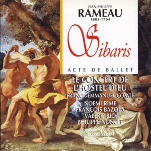 Rameau - Sibaris - Acte de ballet