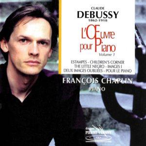 Debussy - L'Œuvre pour piano - Vol.1