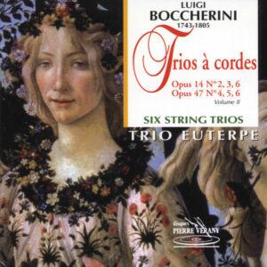 Boccherini - Trios à cordes