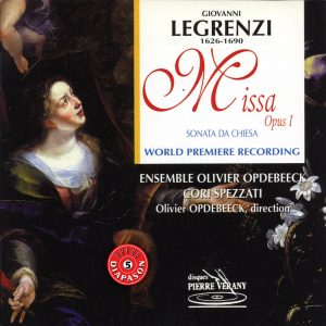 Legrenzi - Missa Opus I - Sonate d'église