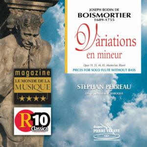 Boismortier - Variations en mineur