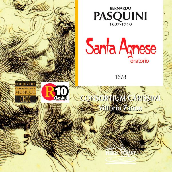 Pasquini - Oratorio Santa-Agnese en 2 parties