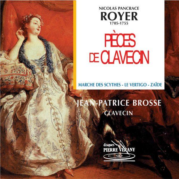 Royer - Pièces de clavecin