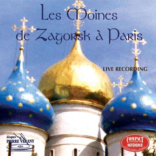 Les Moines de Zagorsk à Paris