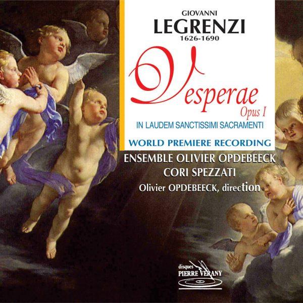 Legrenzi - Vesperae Op. 1 - In Laudem Sanctissimi Sacramenti