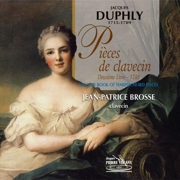 Duphly - Pièces pour clavecin - Deuxième Livre (1748)