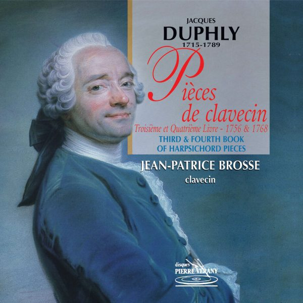 Duphly - Pièces de clavecin - Troisième et quatrieme Livre (1756 & 1768)