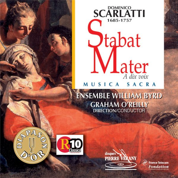 Scarlatti - Catalogue Vérany 2004 - Stabat Mater