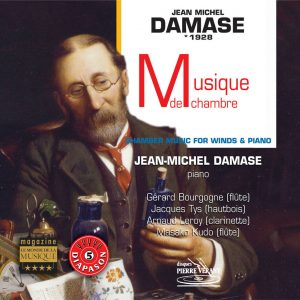 Damase - Musique de chambre avec flûte