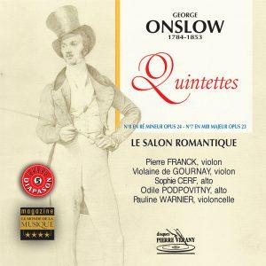 Onslow - Quintettes Op. 23 & 24