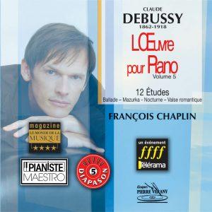 Debussy - L'Œuvre pour piano - Vol.5