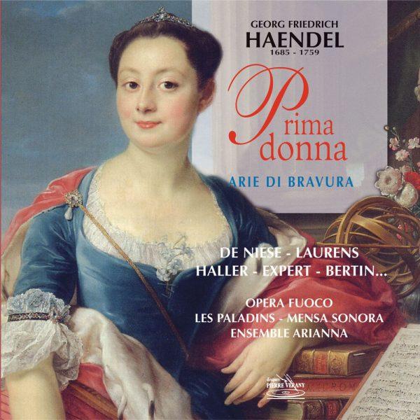 Haëndel - Prima Donna - Arie di Bravura