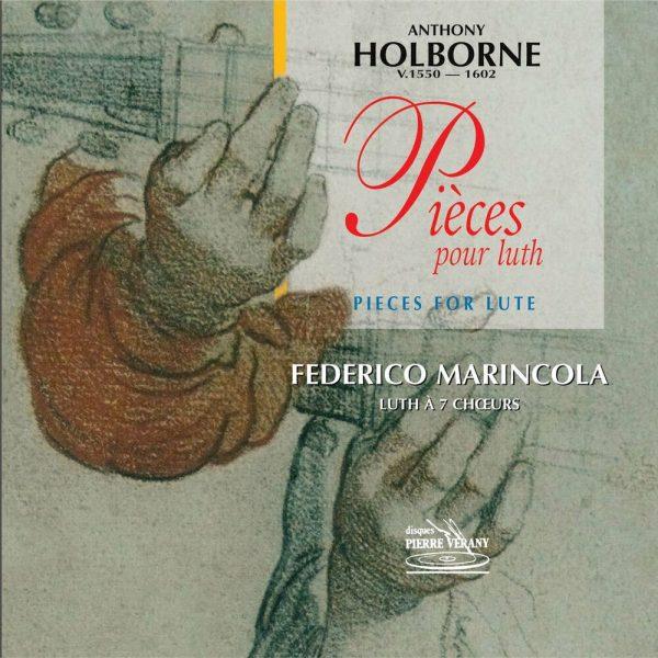 Holborne - Pièces pour luth