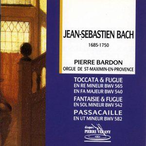 Bach J.S. - Œuvres pour orgue