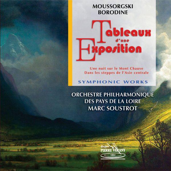 Moussorgski/Borodine - Une Nuit sur le Mont Chauve - Tableaux d'une Exposition - Dans les steppes d'Asie centrale