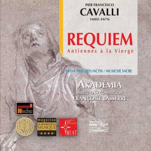 Cavalli - Requiem & Antiennes à la Vierge