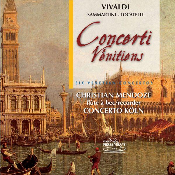 Vivaldi - Six Concerti Venitiens
