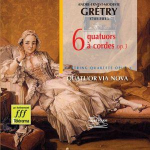 Gretry - Six Quatuors, Op. 3