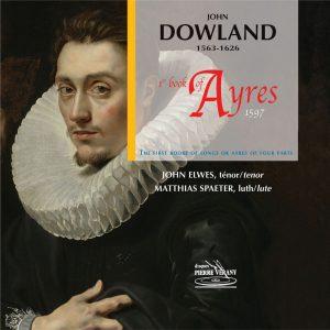 Dowland - Ayres 1er livre