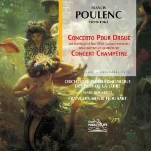 Poulenc - Concerto pour orgue