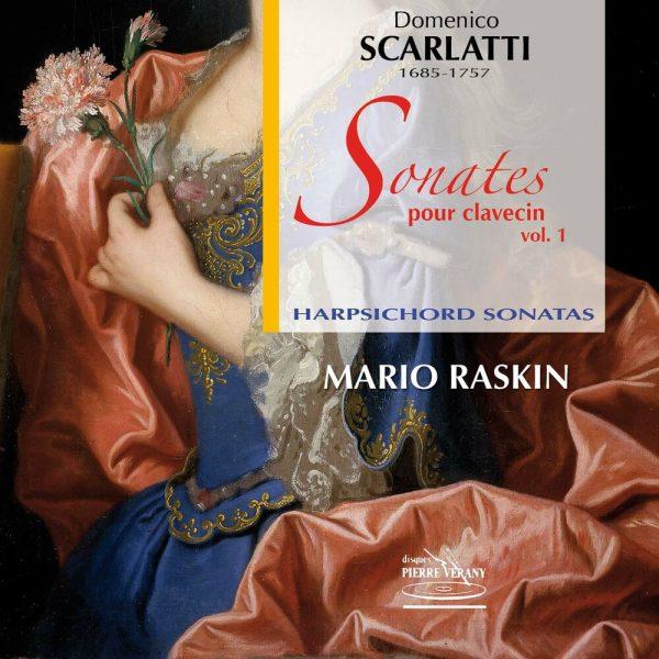 Scarlatti - Sonates pour clavecin Vol.1