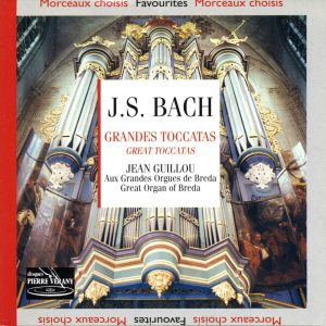Bach J.S. - Grandes Toccatas