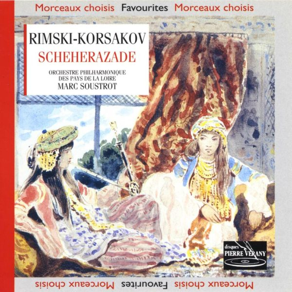 Rimsky-Korskov - Sheherazade Suite Symphonique pour orchestre, Op. 35