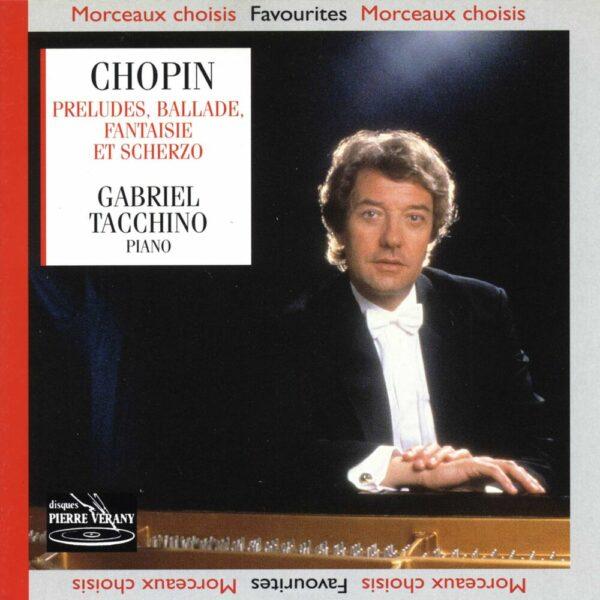 Chopin - 24 Préludes, Ballade, Fantaisie & Scherzo
