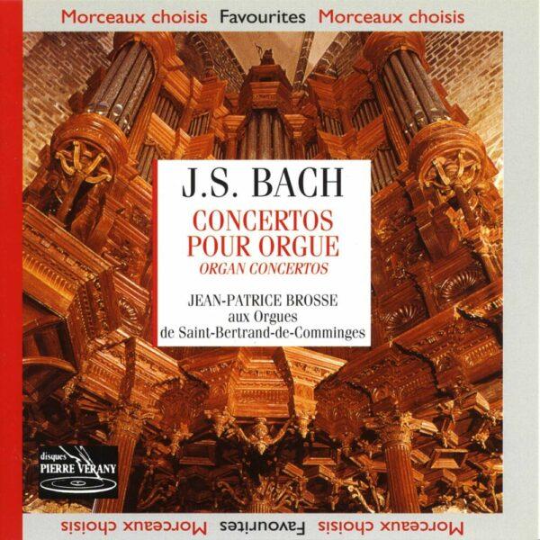 Bach J.S. - Concertos pour Orgue