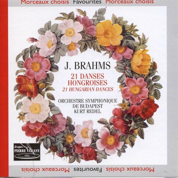 Brahms - 21 Danses Hongroises