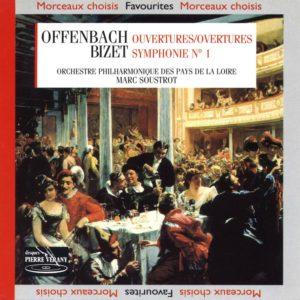 Bizet / Offenbach - Ouvertures - Symphonie N°1