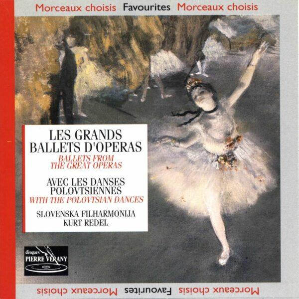 Les Grands Ballets d'Opéras