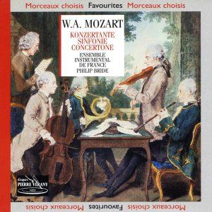 Mozart - Konzertante Sinfonie - Concertone