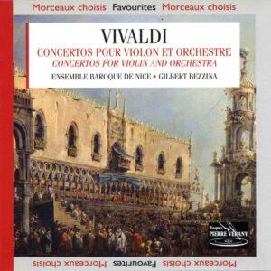 Vivaldi - Concertos pour violon & orchestre