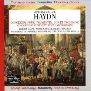 Haydn - Concertos pour trompette, cor et trombone