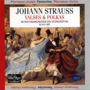 Strauss - Valses & Polkas