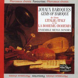Joyaux baroques de l'Italie à la Bohème