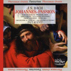 Bach J.S. - Passion selon St-Jean, Bwv 245